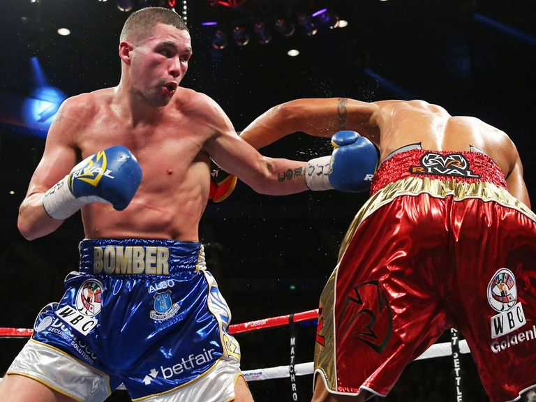 Tony Bellew: Determined to make amends after draw