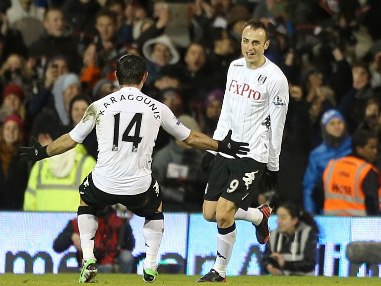 Dimitar Berbatov: Has scored the first goal in Fulham's last four games