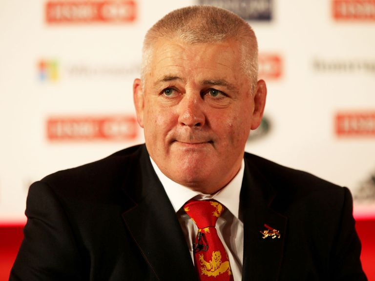 Gatland's squad was criticised