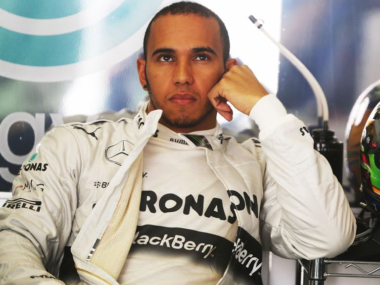 Hamilton: In the title fight