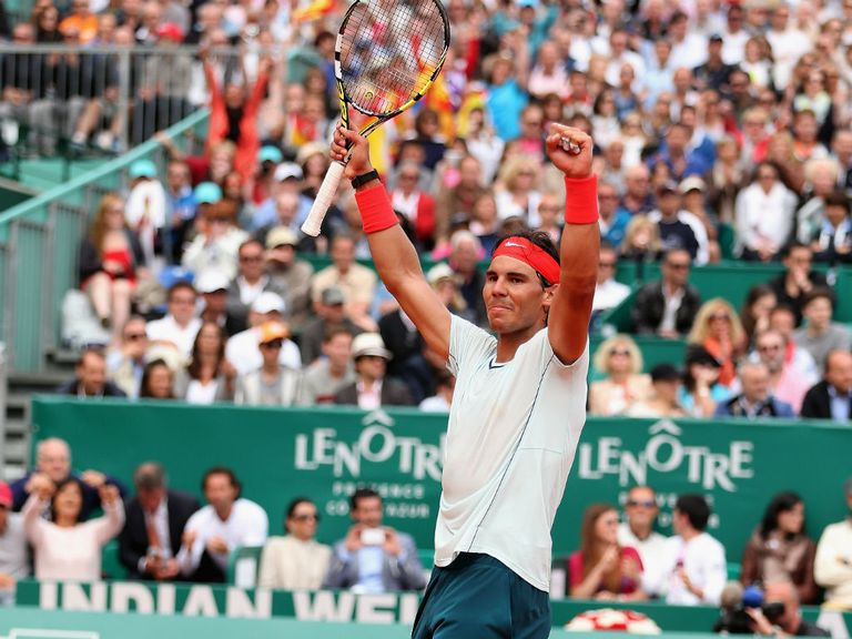 Rafael Nadal: Safely through to the final