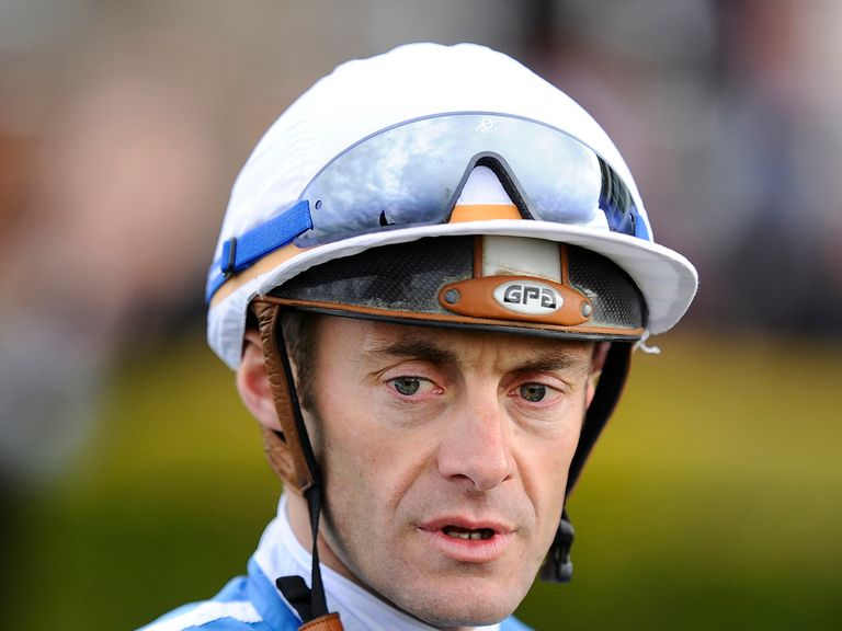 Olivier Peslier: Can land the Silver Saddle