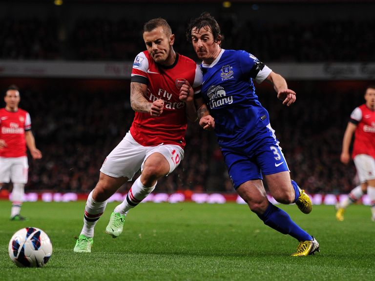 Leighton Baines: Eyeing a top-four finish