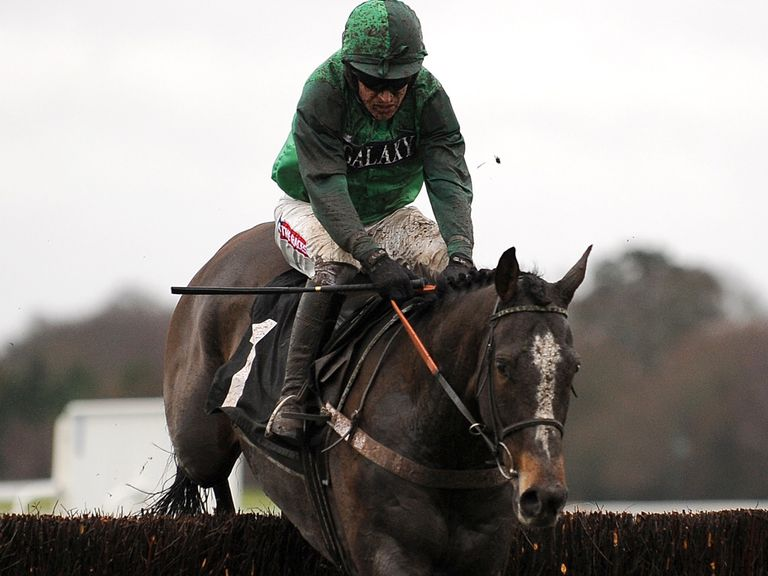 Roberto Goldback: Worth another chance at Aintree