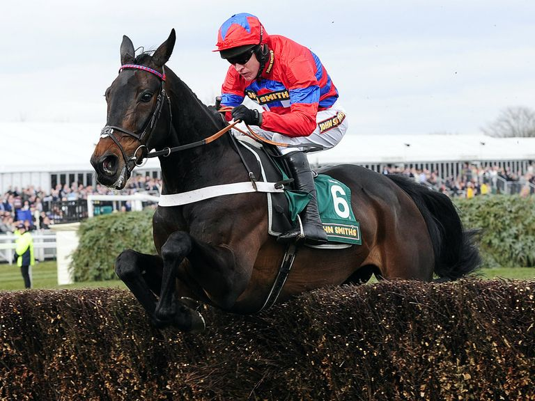 Sprinter Sacre: Workout went well