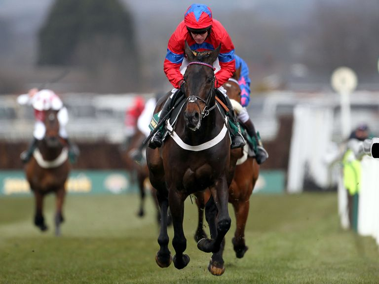 Sprinter Sacre: Firing on all cylinders again