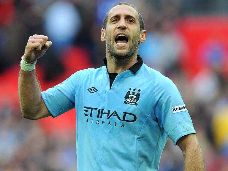 Pablo Zabaleta: Has been at Man City for five years