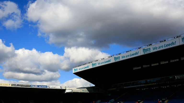 Elland Road: Leeds contesting winding-up petition