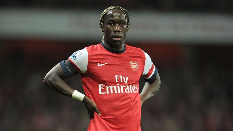 Bacary Sagna: Not looking to leave and confident he can win titles at Arsenal