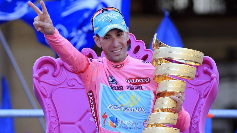 Vincenzo Nibali won the 2013 Giro d'Italia