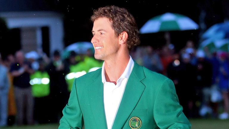 Adam Scott: Making his first start since winning the Green Jacket