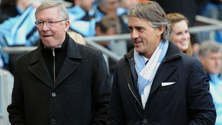 Sir Alex Ferguson: Amazed by Roberto Mancini's sacking