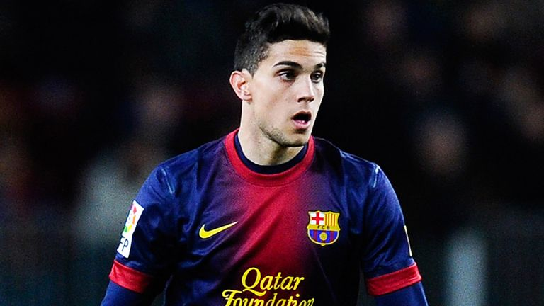 Marc Bartra: New Barcelona deal agreed