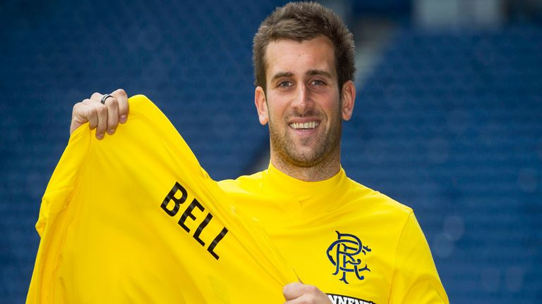Cammy Bell: New Gers keeper