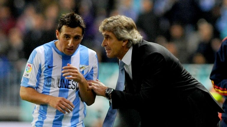 Santi Cazorla: Had a good relationship with Manuel Pellegrini