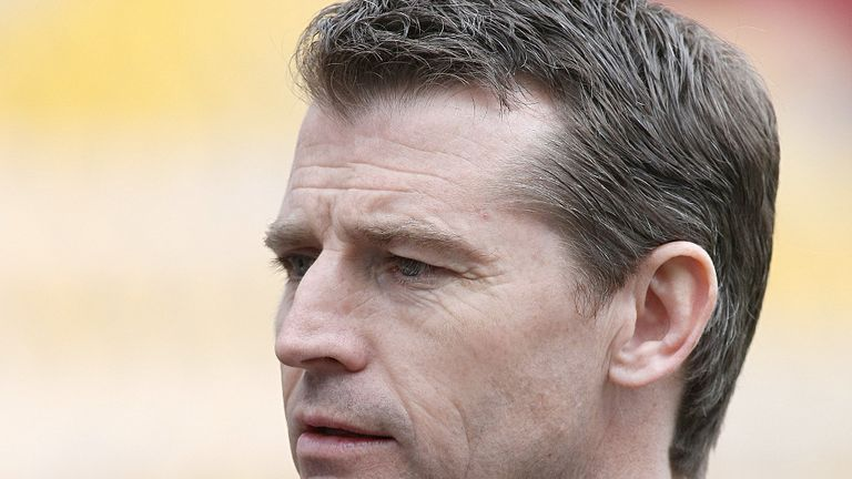 Colin Cooper: Wants another striker