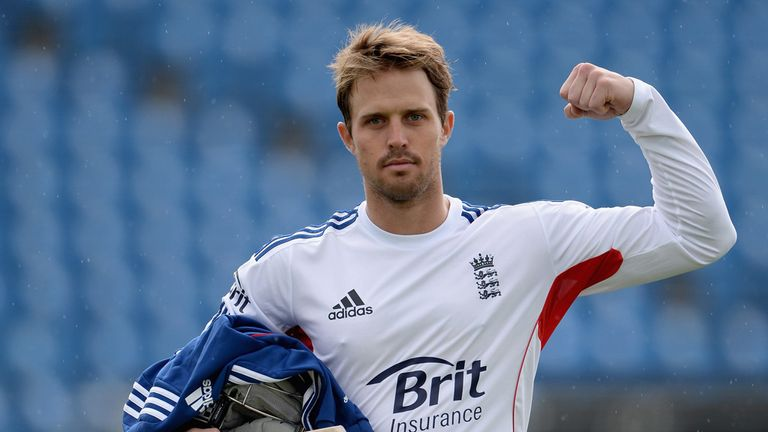 Nick Compton: Given another chance to impress the England selectors