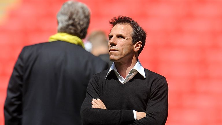 Gianfranco Zola: Watford boss bolsters squad with signing of Reece Brown and Ikechi Anya