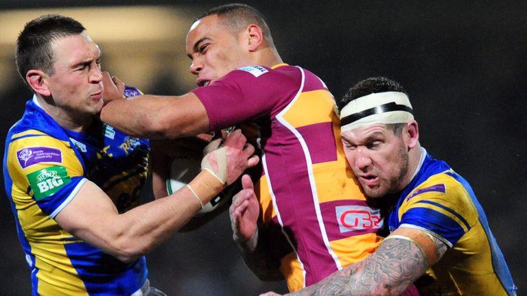 Huddersfield's Leroy Cudjoe free to face Widnes