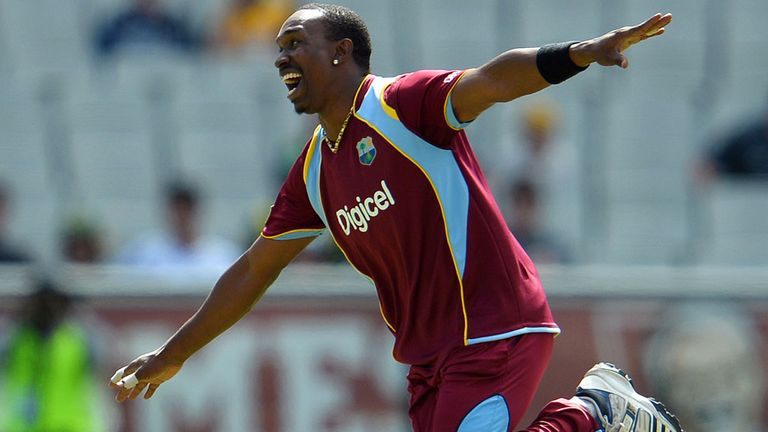 Dwayne Bravo will lead the West Indies in this year's Champions Trophy