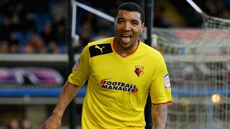 Troy Deeney: Netted for Watford