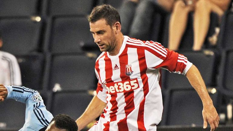 Rory Delap: One of seven players released by Stoke this week