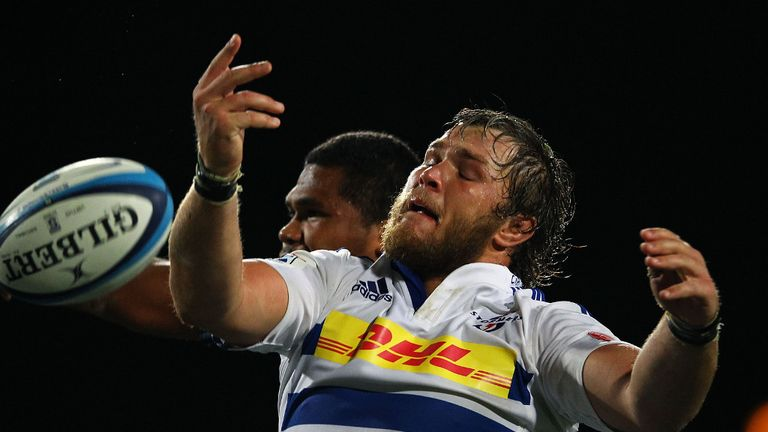 Duane Vermeulen: Out for eight weeks