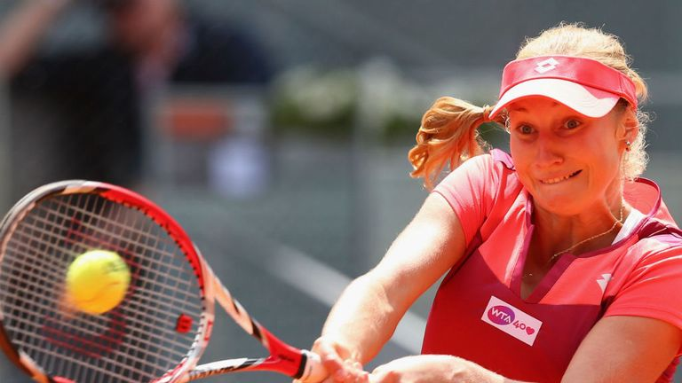 Ekaterina Makarova: seven career wins against top-10 opponents