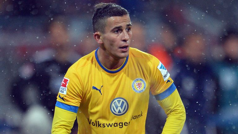 Omar Elabdellaoui: Helped Braunschweig to first point