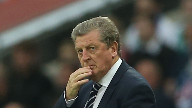 Roy Hodgson: Plenty to ponder as England slip down the world rankings