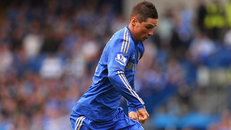 Fernando Torres: Central to Chelsea's plans this season