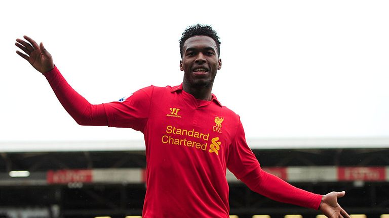 Daniel Sturridge: The striker thinks things looking up at Anfield
