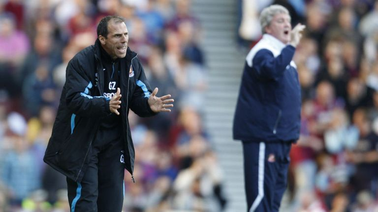 Gianfranco Zola and Steve Bruce: Dreaming of the Premier League