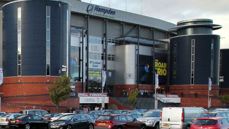Hearts: Hampden Park hearing delayed