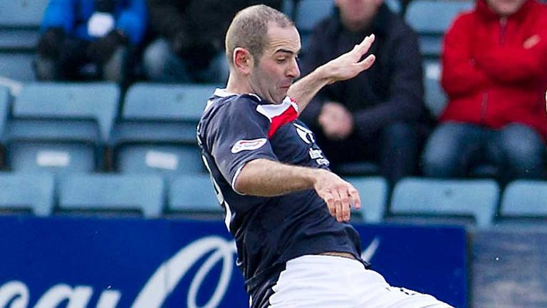 Gary Harkins: St Mirren deal