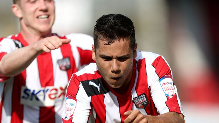 Harry Forrester: Set to sign for Doncaster after turning down Brentford's offer