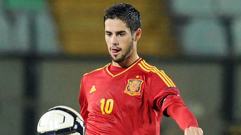 Isco: Says Manuel Pellegrini has been his 'footballing father'
