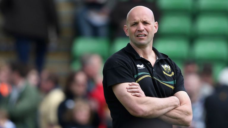Jim Mallinder: Happy but frustrated by result