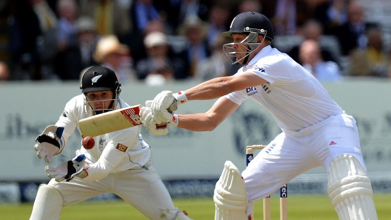 "Jonathan Trott: Predicting a ""scuffy"" Test match at Lord's"