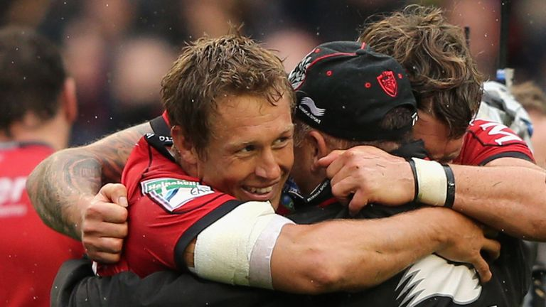 Jonny Wilkinson: Top player in Europe