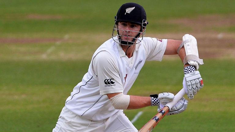 Kane Williamson: On his way to Yorkshire