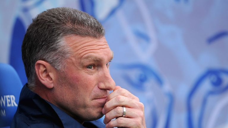 Nigel Pearson: Won't be too critical of his goalkeeper