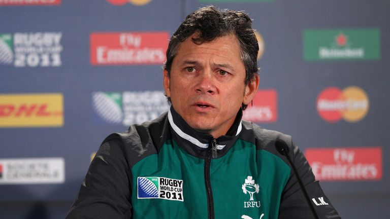 Les Kiss: Says Ireland cannot afford to switch off against Samoa
