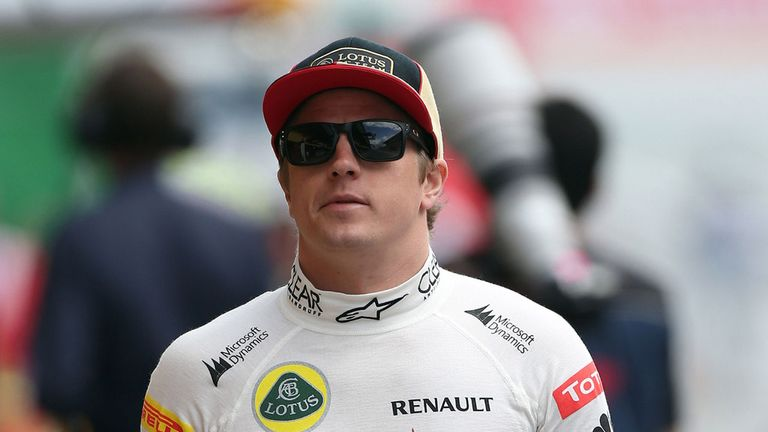 Kimi Raikkonen: Content to play the waiting game over 2014