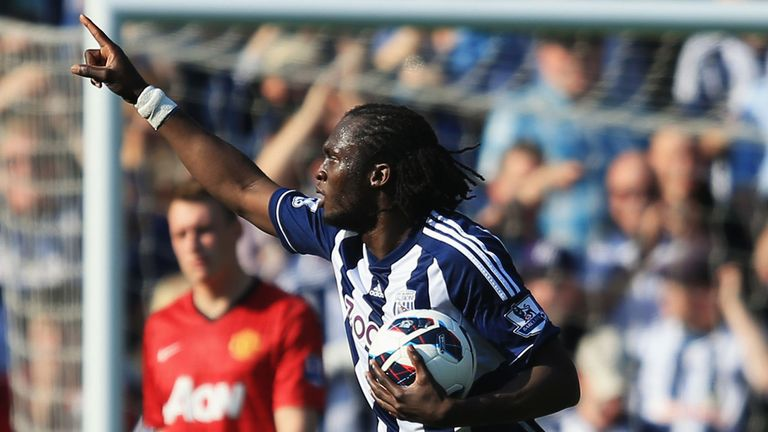 Romelu Lukaku: Chelsea striker has enjoyed his loan at West Brom