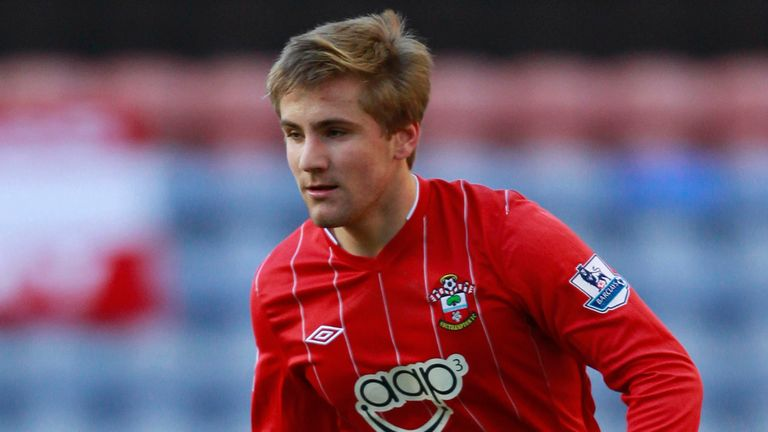 Luke Shaw: Fresh face in England U21 squad
