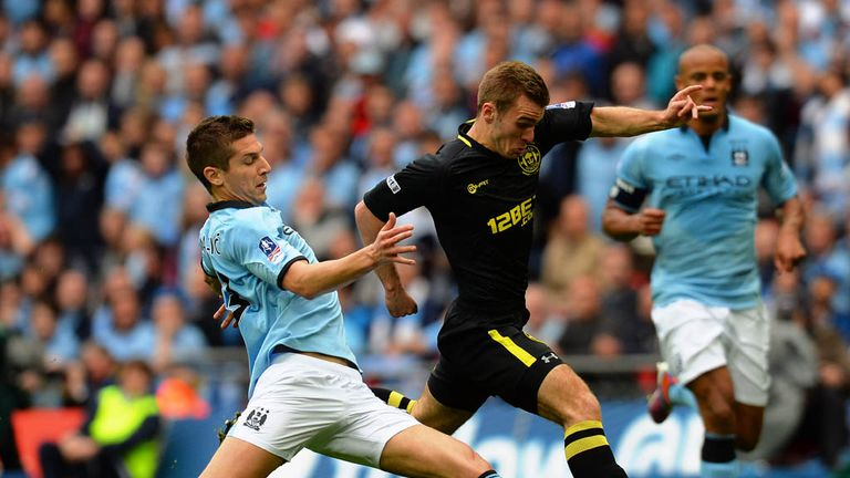 Callum McManaman: Has been backed to play for England by Roberto Martinez
