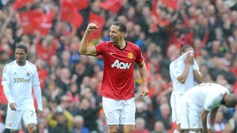 Rio Ferdinand: Hoping to land a new contract at Manchester United