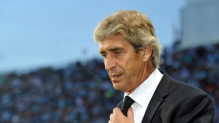Manuel Pellegrini: Malaga coach has been linked with Manchester City