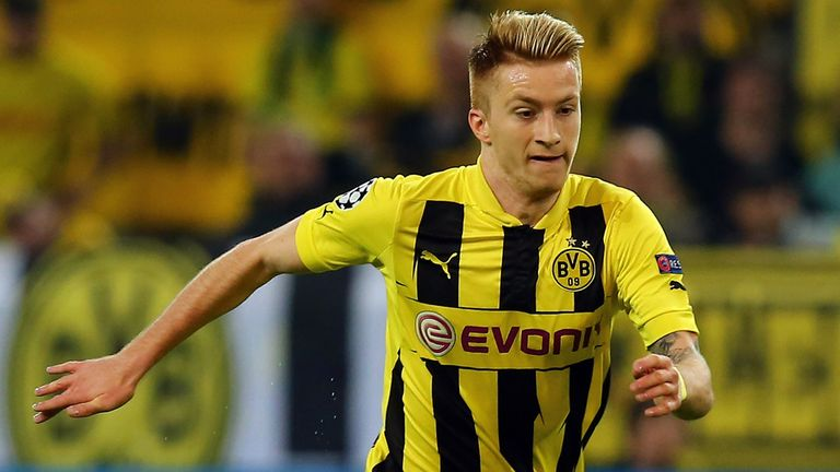 Marco Reus: Looking forward to taking on Bayern Munich in Champions League final